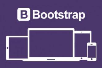 bootstrap, programowanie, framework