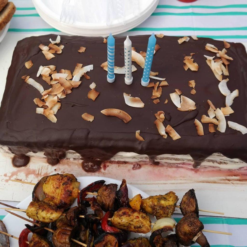 bezglutenowy tort czekoladowy