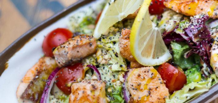 zdrowe jedzenie w pracy